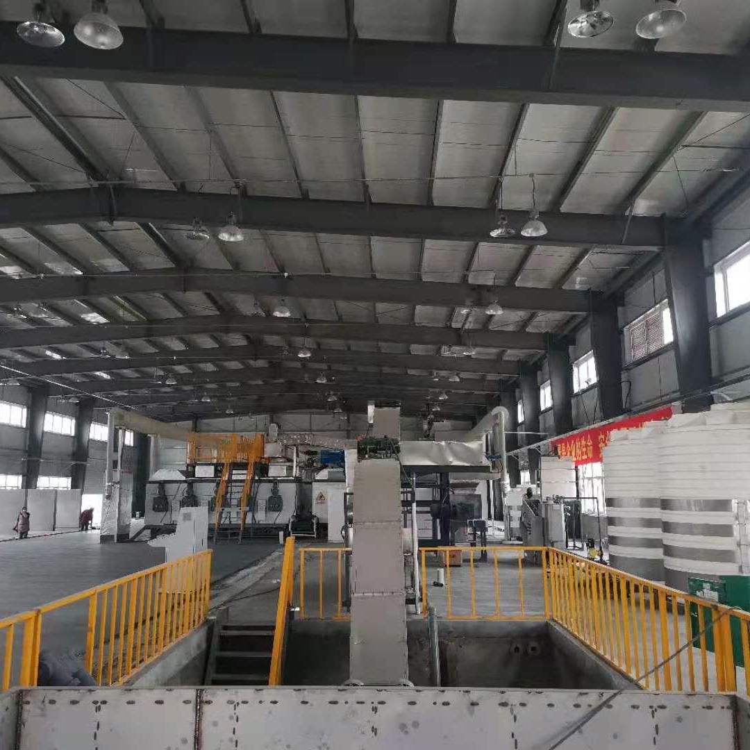 大连金浦新区65t/d餐厨垃圾处理站